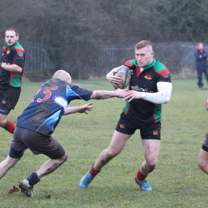 Too Strong for Newark 4ths as Bingham run in 9 Tries