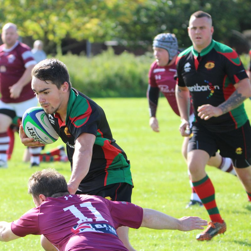 Bingham hit back after slow start to beat Melton 3rds / Vets