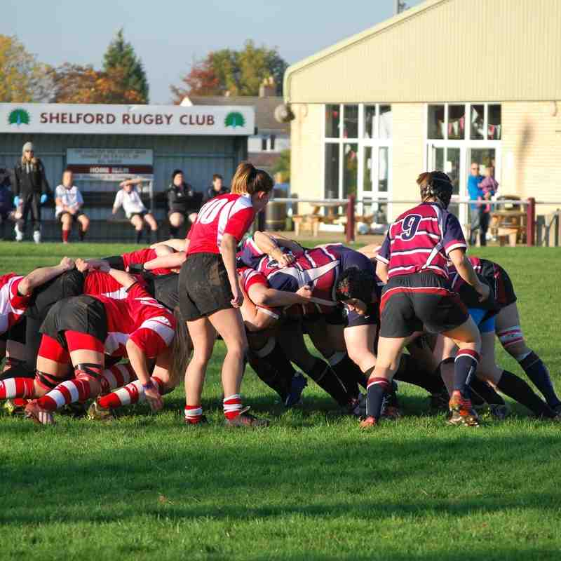 Shelford Ladies vs Moseley Ladies