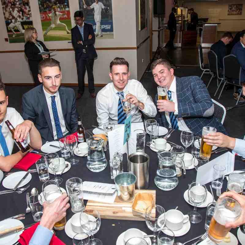 Surrey Championship Dinner 2015: Part One