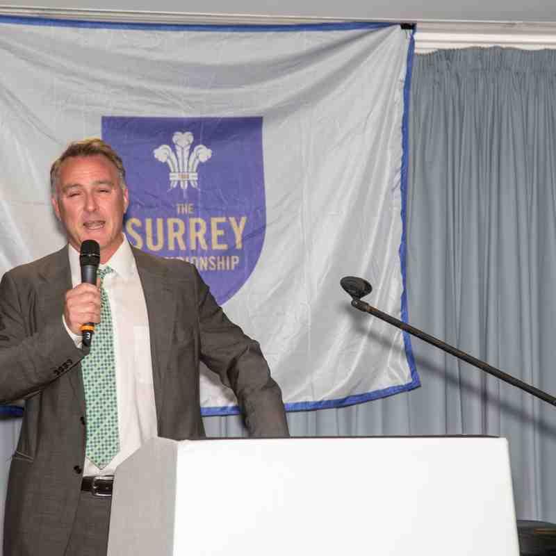 Surrey Championship Dinner 2015: Part 2