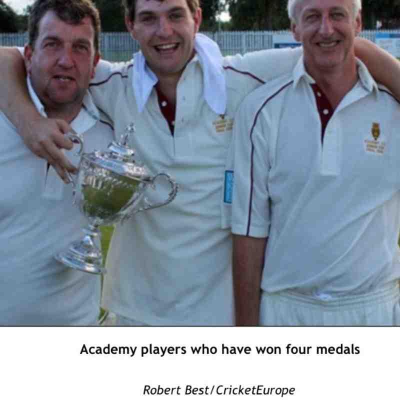 Junior Cup Final memories 2005,2008,2009 & 2010