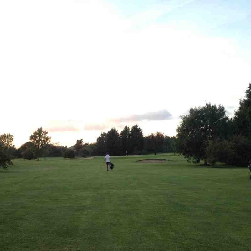 SRUFC Golf day