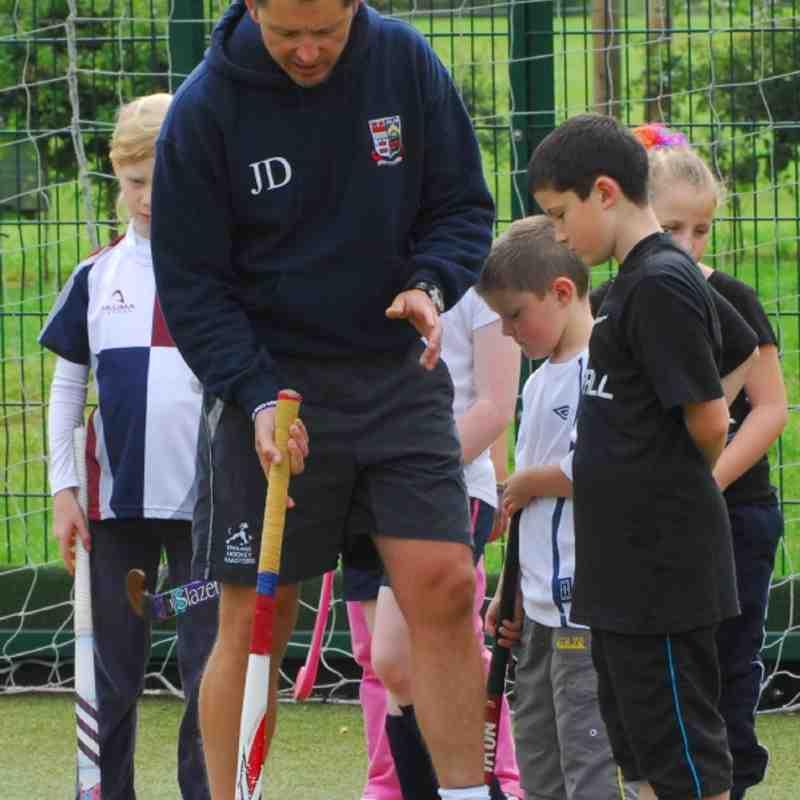 Junior Training Sessions