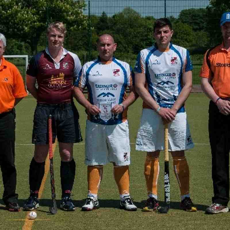Old Silhillians Select XI v Hockey for Heroes - 25th & 26th May, 2013