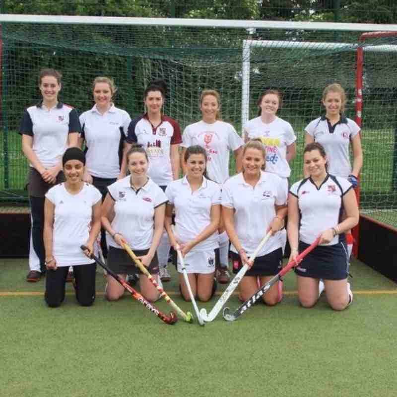 Old Girls XI v Old Silhillians Select XI