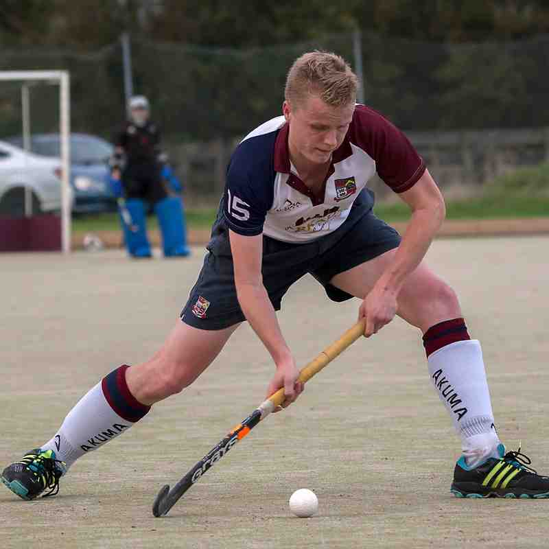 Men's 1st XI v Stone - 1st November 2014
