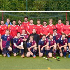 Old Boys Match 2015 - Solihull v Warwick