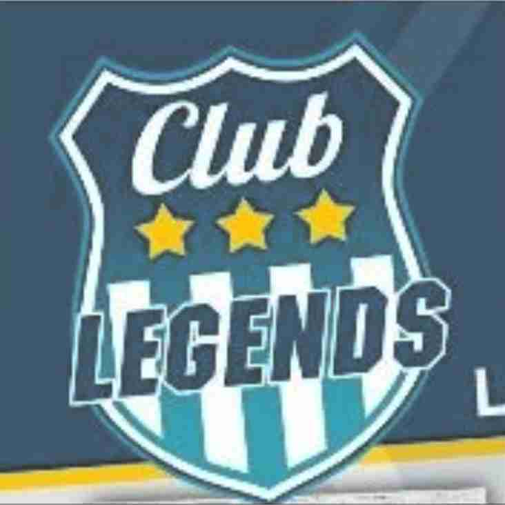 Club Legends Photo Shoot - 26th November