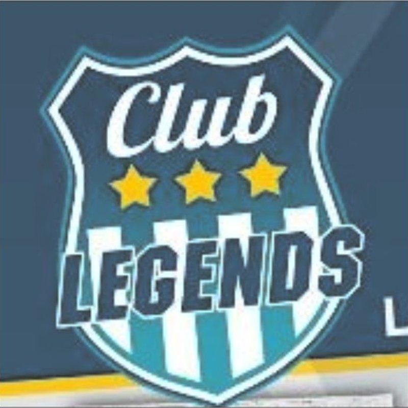 Club Legends Photo Shoot - 26th November