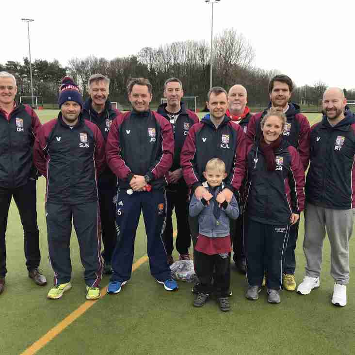 Junior Section Announce New Sponsor - Houlcroft Wealth Management