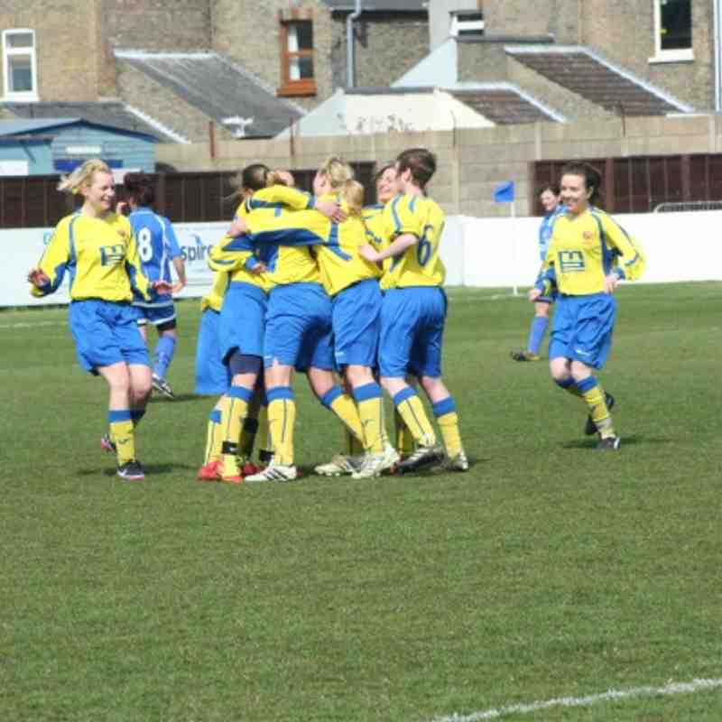 lowestoft  ladies v sudbury
