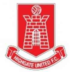 Highgate United 3 Bardon Hill 3