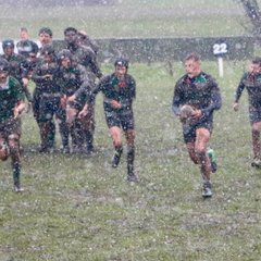"""U/15s v. Wharfedale 12.2.17 """"and the rest!"""""""