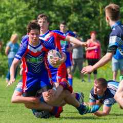 Under 16's Sharks v Blackbrook Royals