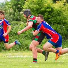 Shevington Sharks 22 - 28 Waterhead Warriors