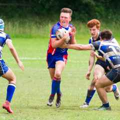 Under 16's Sharks v Rochdale Mayfield Mustangs