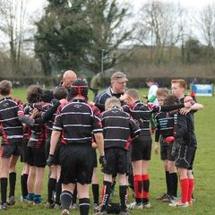 Mos U12's @ the Land Rover Cup (Leics Tigers)
