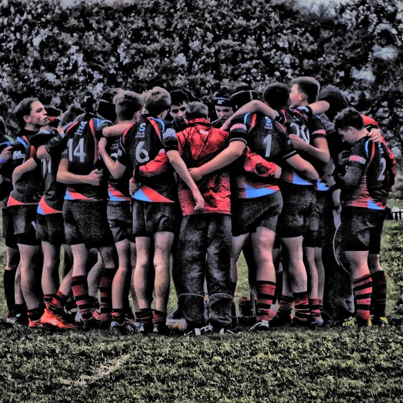Services under 15s go out at the semi final stage.