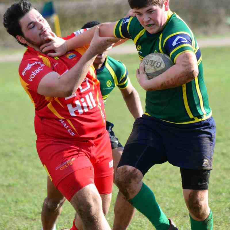 Stag V Cambs 21/2