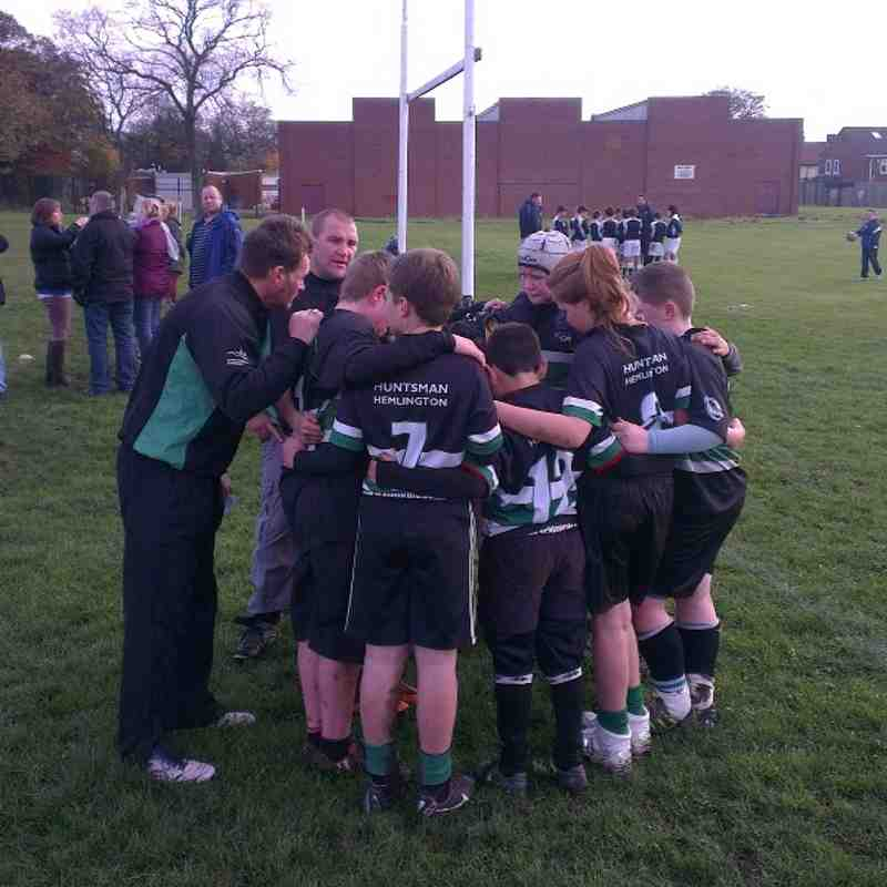 The 7's West Hartlepool 17-11-13