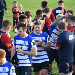Blues vrs ONs 20th October 2018