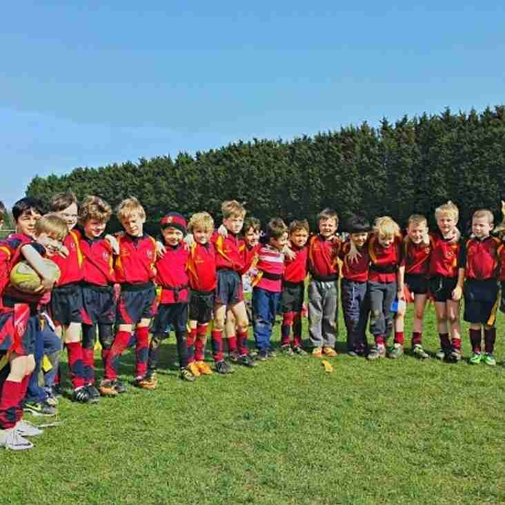 U7s Steal the Show