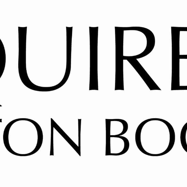 New Shirt Sponsor - Squire Patton Boggs