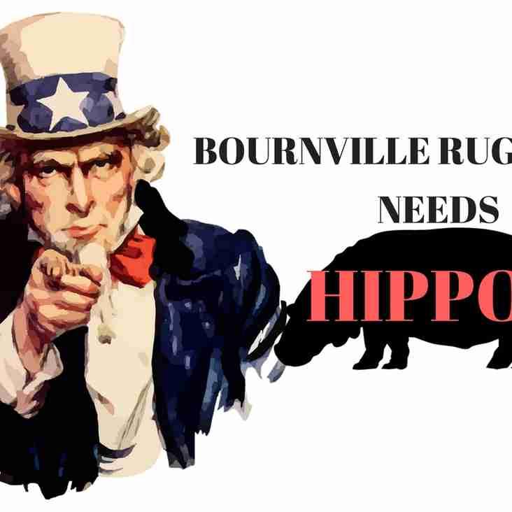 Hippo's Needed