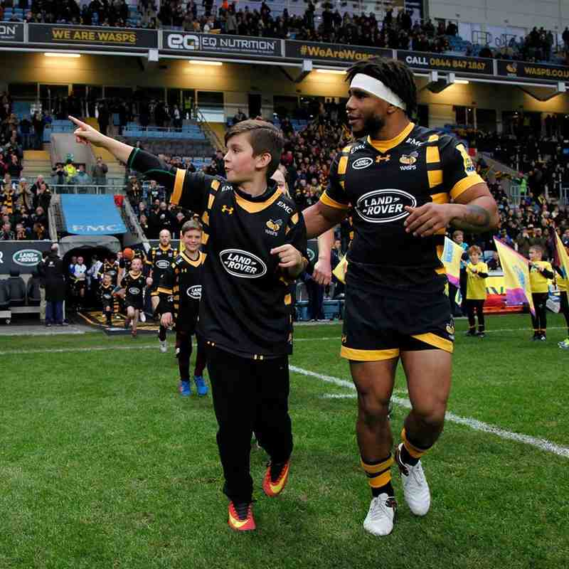 BRFC @ Wasps v Sale 2016
