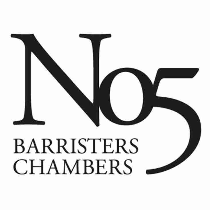 No 5 Chambers & Bournville RFC