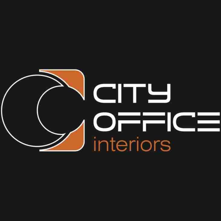A new Shirt Sponsor for U16s: City Office Interiors