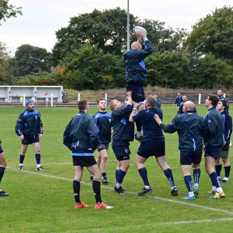 Liverpool Collegiate 1st XV vs Liverpool St Helens (A) 17/10/15