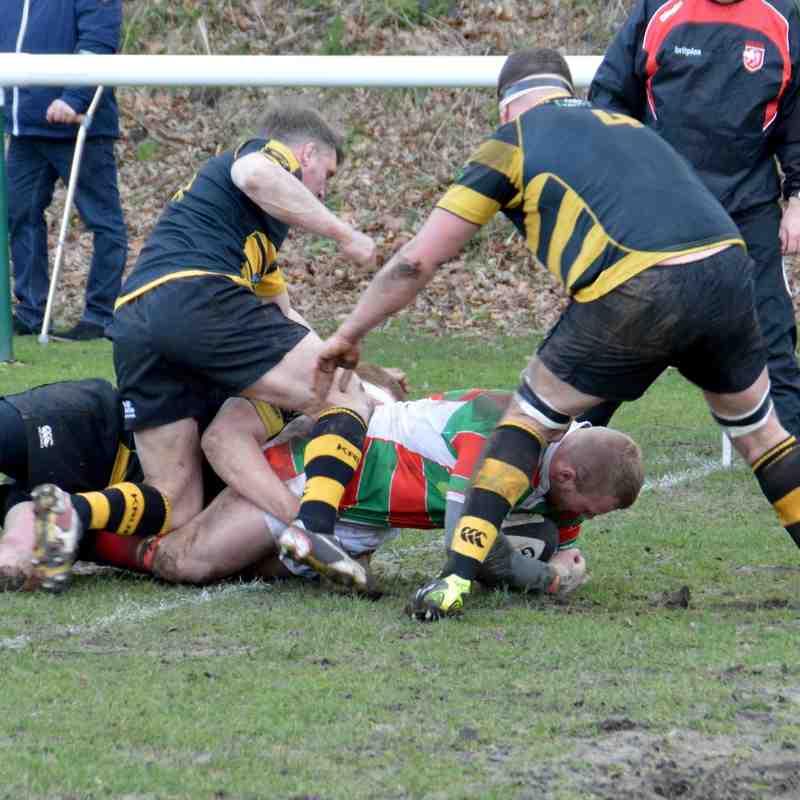 Warrington RUFC 1st XV vs Kendal (H) 05/03/16