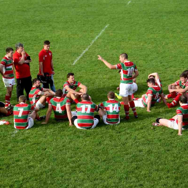 Warrington RUFC 1st XV vs Eccles RUFC (A) 08/10/16