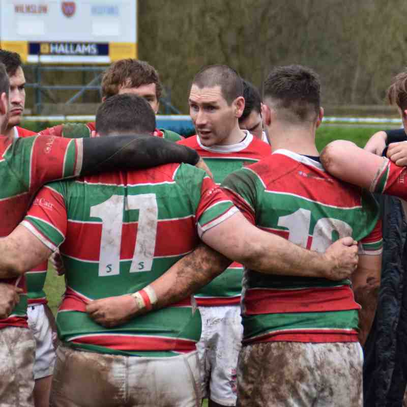 Warrington RUFC 1st XV vs Wilmslow 04/03/17 (A)