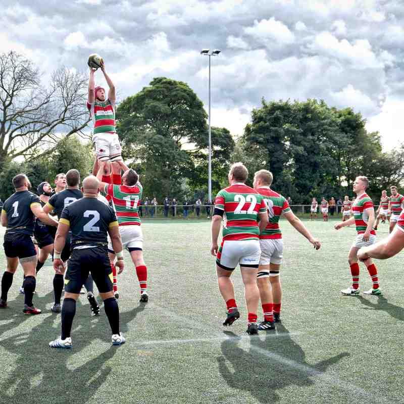 Warrington 1st XV vs Burnage (A) 16/09/17