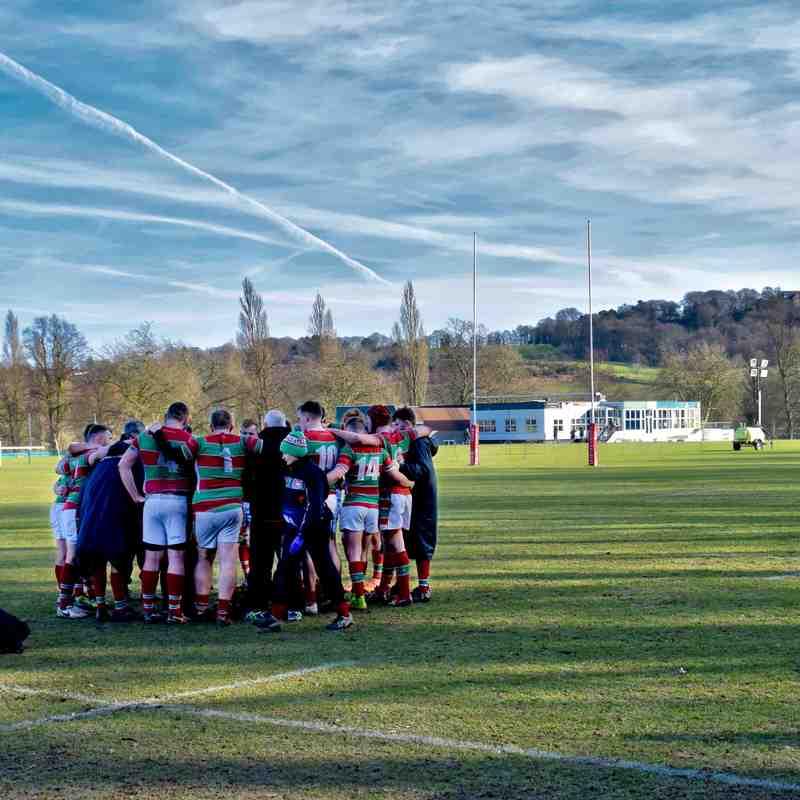 Warrington 1st XV vs Rochdale (H) 22/02/18