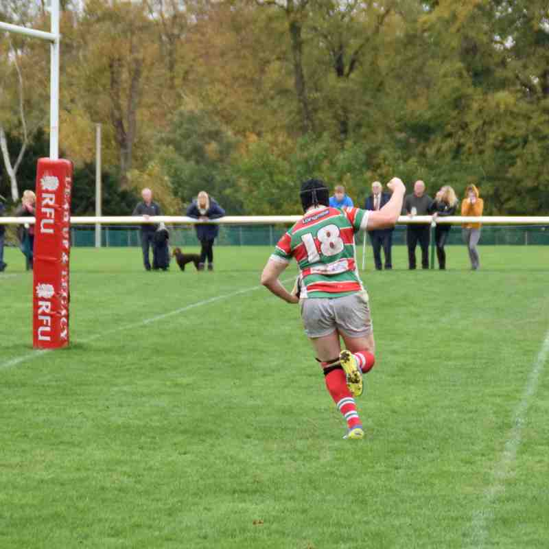Warrington 1st XV vs Manchester (H) - 20/10/18