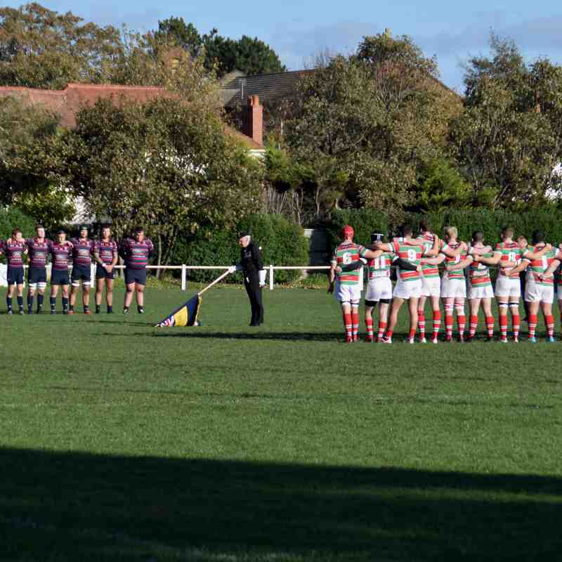 Warrington 1st XV vs Firwood Waterloo (A) 27/10/18