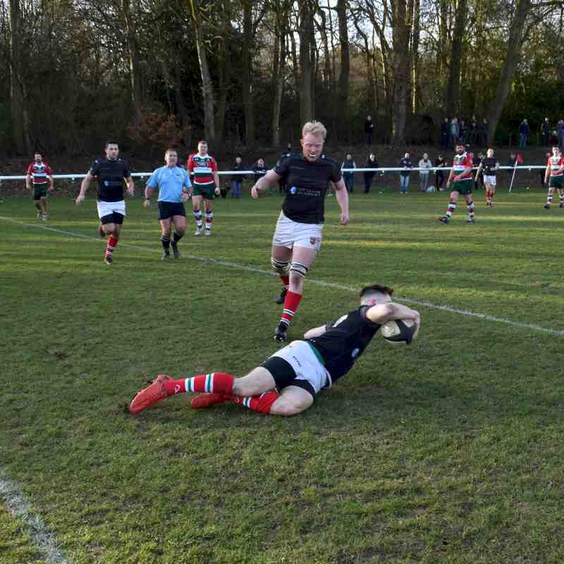 Warrington 1st XV vs Waterloo (H) 16/02/19