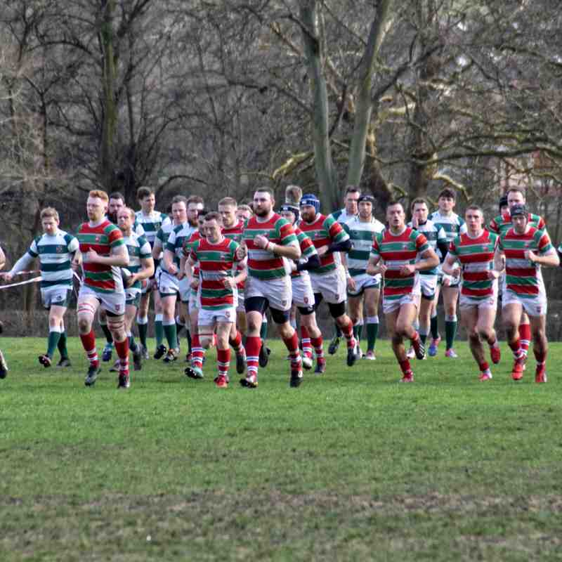 Warrington 1st XV vs Penrith (H) 09/03/2019