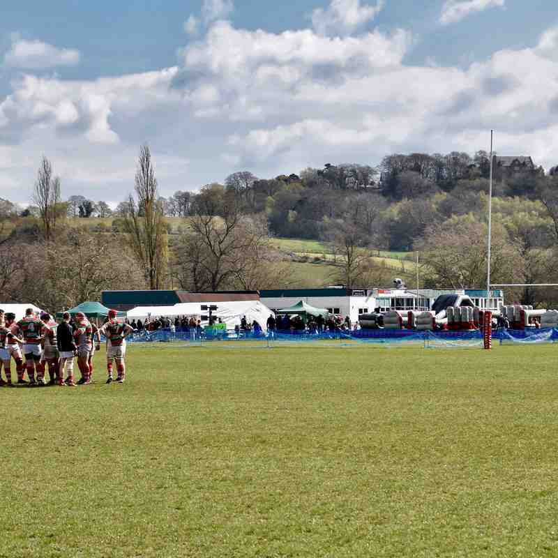 Warrington 1st XV vs Birkenhead Park (H) 13/04/19