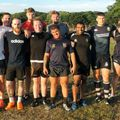 Floodlit Training paying off for Old Salts - as winning run continues.