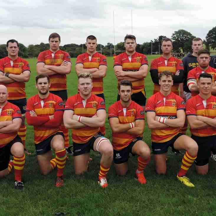 First XV in NM Shield Plate Final at Dudley Kingswinford Sunday May 7th.