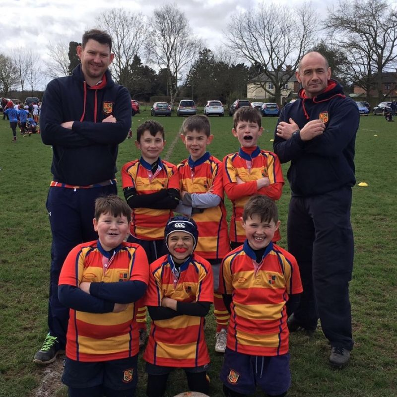 Under 9s fall short in great display