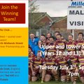 Come and Play Colts Rugby at Malvern RFC