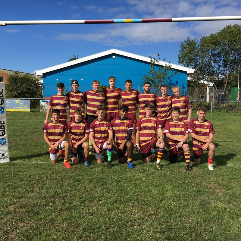 Malvern Colts superb win against higher ranked Newport