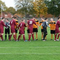 Beeston AFC vs RAF 2013