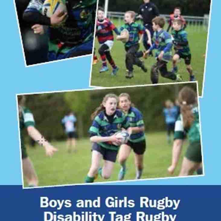 Boys & Girls Rugby